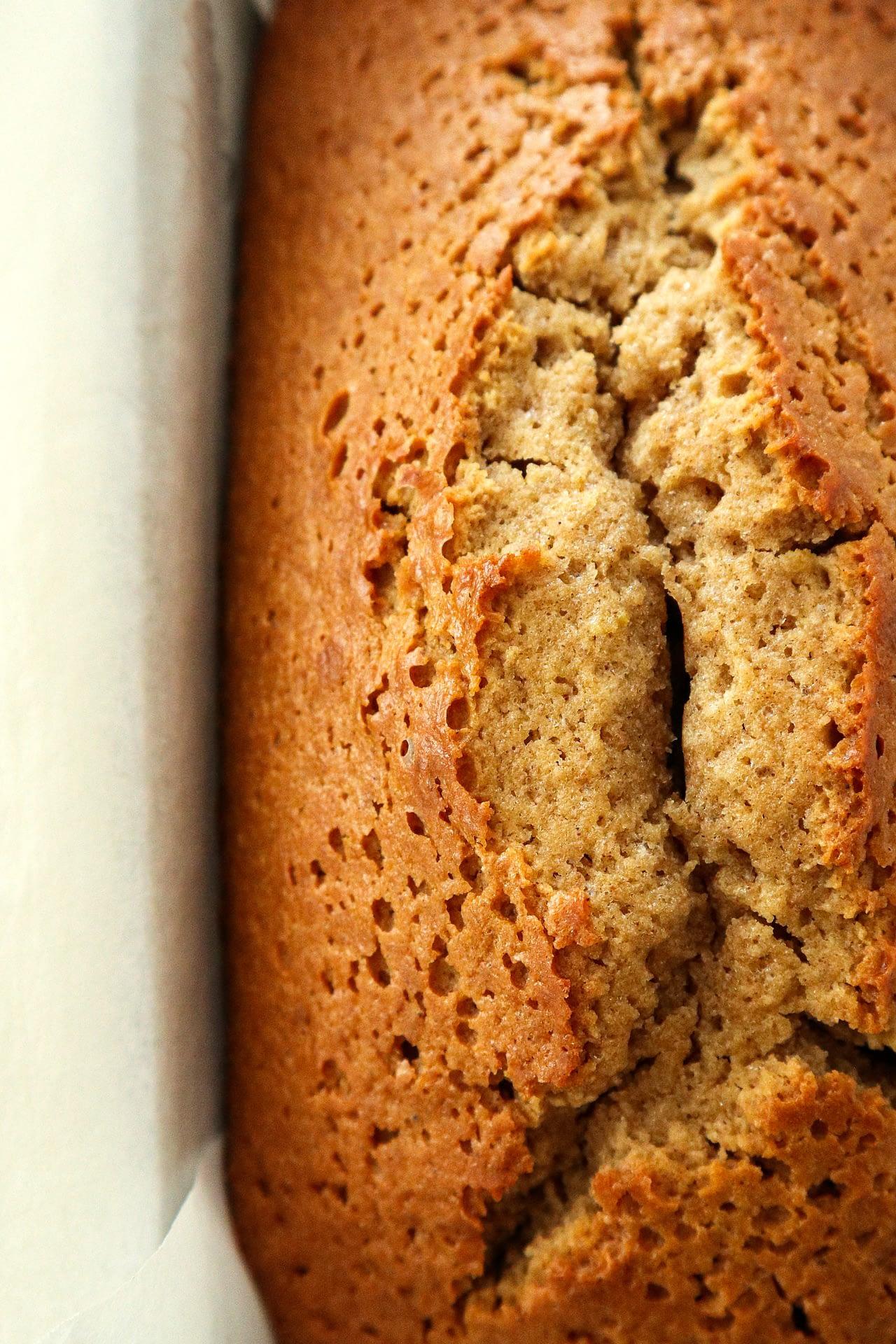 Spiced Honey and Rye Cake Recipe from Dessert Person Neperfect Natasha Darmandrail