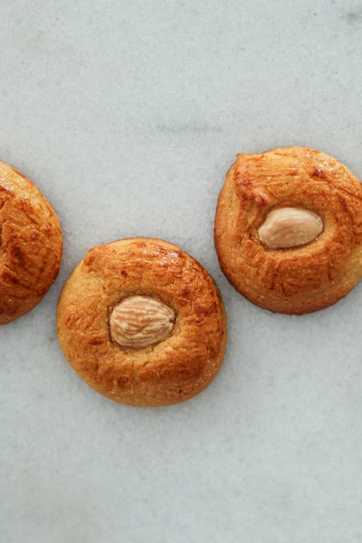 Marcona Almond Cookies Recipe